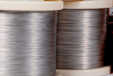 Nickel plated wires